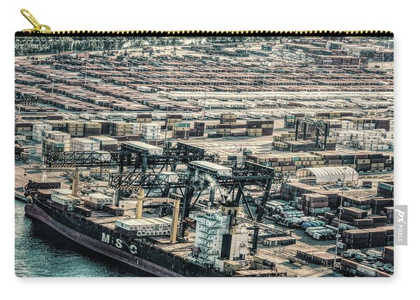 Port Everglades 2 Carry-all Pouch
