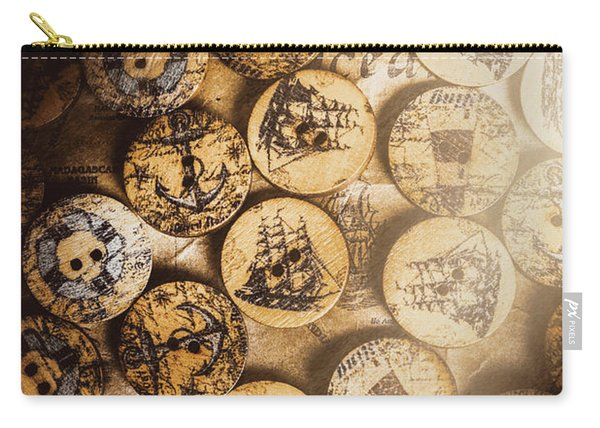 Port Of Corks At The Old Sail Tavern Carry-all Pouch