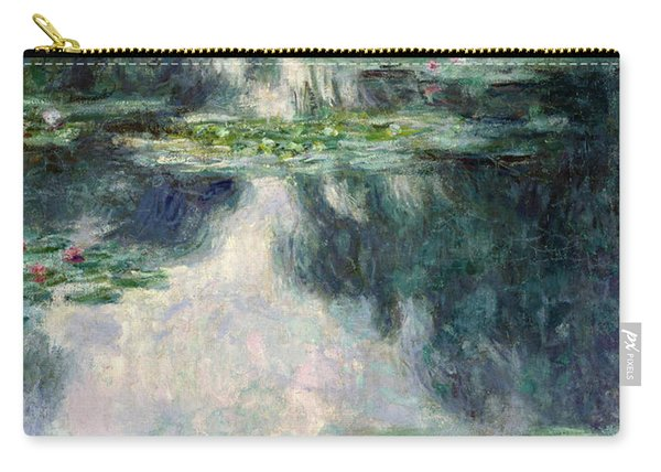 Port-pond With Water Lilies-1907 Carry-all Pouch