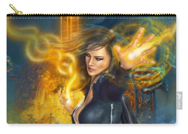 Portal Magician Carry-all Pouch