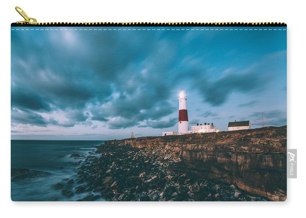 Portland Bill Dorset Carry-all Pouch