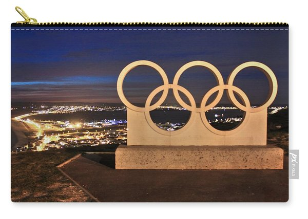 Portland Olympic Rings Carry-all Pouch