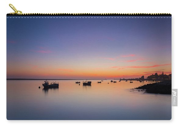 Porto Sunset Carry-all Pouch
