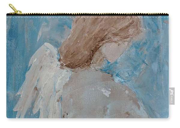 Portrait Of An Angel Carry-all Pouch