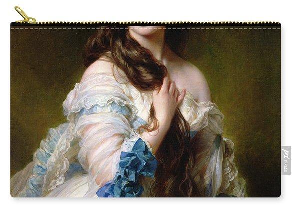 Portrait Of Madame Rimsky Korsakov Carry-all Pouch