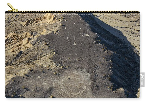 Carry-all Pouch featuring the photograph Possible Archeological Site by Jim Thompson