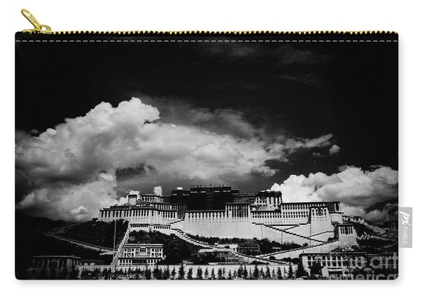 Potala Palace Bw. Lhasa, Tibet. Yantra.lv Carry-all Pouch