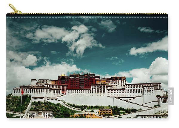 Potala Palace. Lhasa, Tibet. Artmif.lv Carry-all Pouch