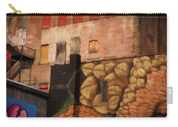 Poughkeepsie Street Art Carry-all Pouch