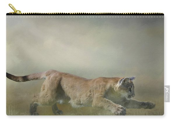 Pouncing Puma Carry-all Pouch