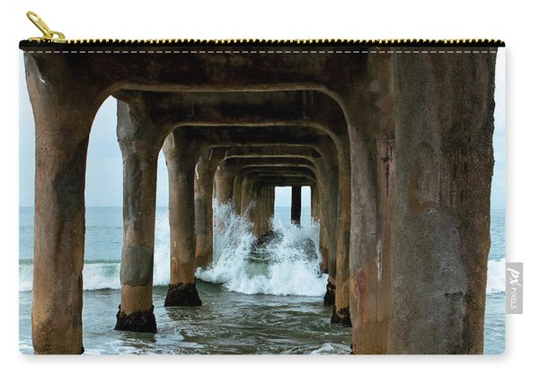 Pounded Pier Carry-all Pouch