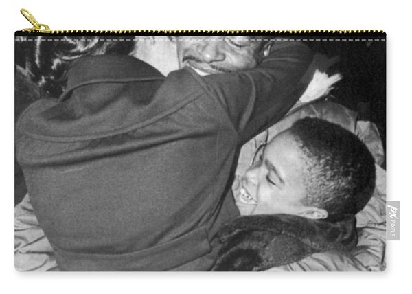 Pow Greets Family Carry-all Pouch