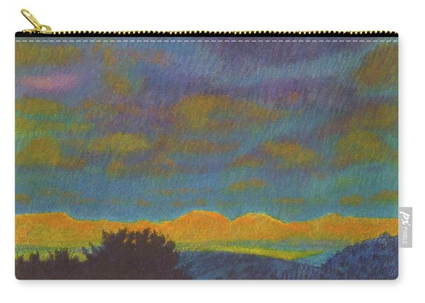 Powder River Reverie, 2 Carry-all Pouch