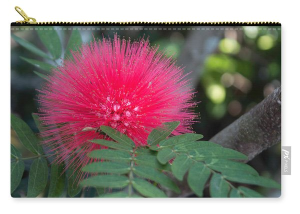 Powderpuff Carry-all Pouch