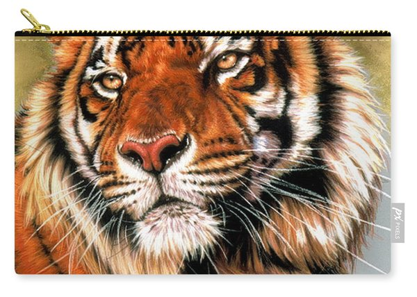 Power And Grace Carry-all Pouch