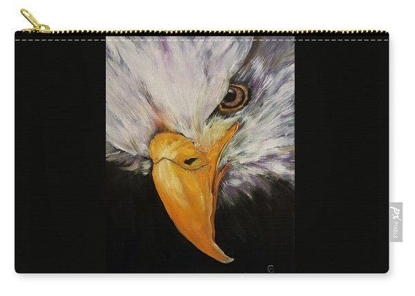 Power And Strength    64 Carry-all Pouch