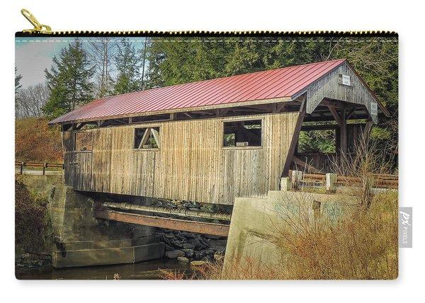 Power House Bridge Carry-all Pouch