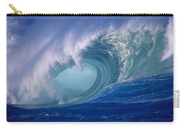 Powerful Surf Carry-all Pouch