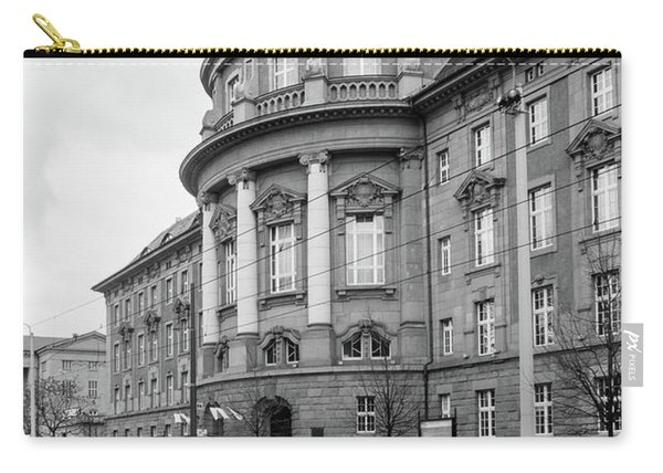 Poznan University Of Medical Sciences Carry-all Pouch