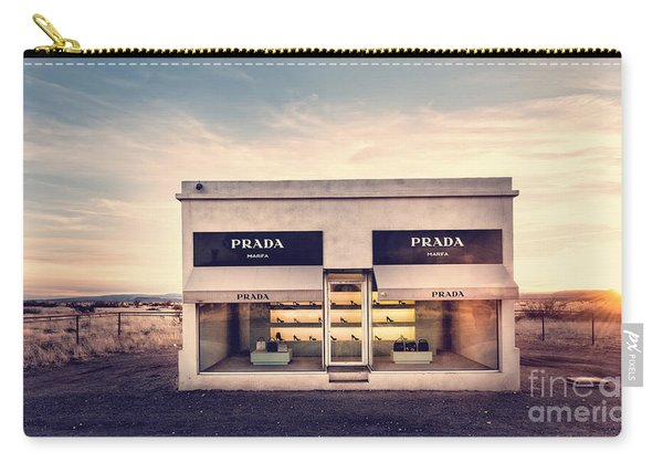 Prada Store Carry-all Pouch