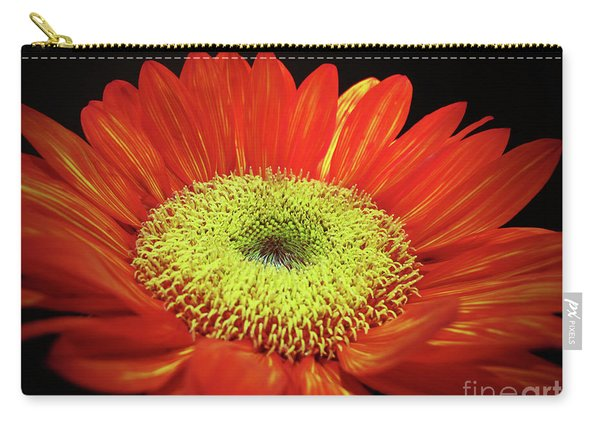 Prado Red Sunflower Carry-all Pouch