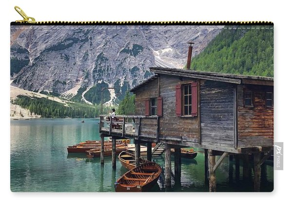 Pragser Wildsee View Carry-all Pouch