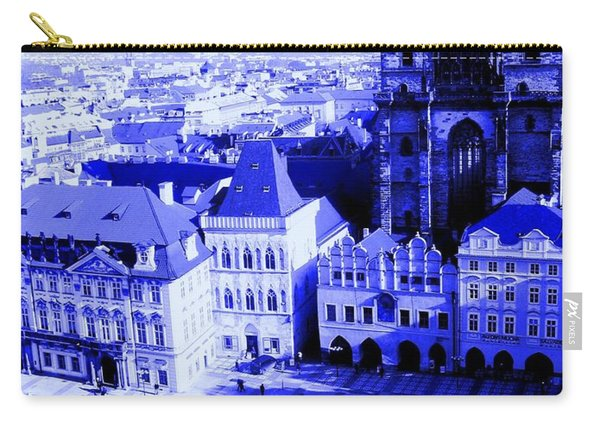 Prague Cz Carry-all Pouch