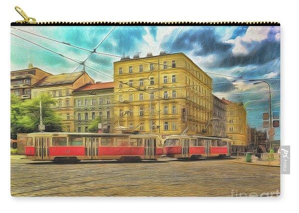 Prague Carry-all Pouch