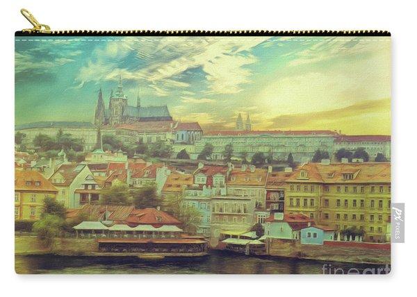 Prague Riverview Carry-all Pouch