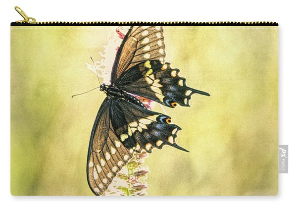 Prairie Butterfly 2 Carry-all Pouch