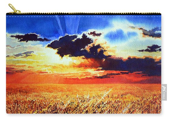 Prairie Gold Carry-all Pouch