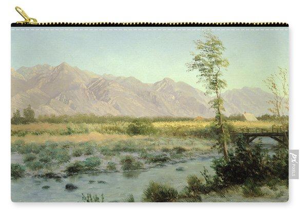 Prairie Landscape Carry-all Pouch