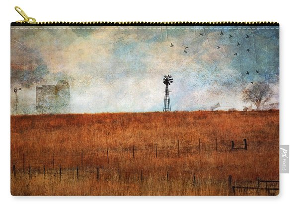 Prairie Past Carry-all Pouch