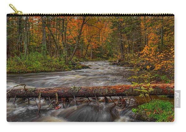 Prairie River Tree Crossing Carry-all Pouch