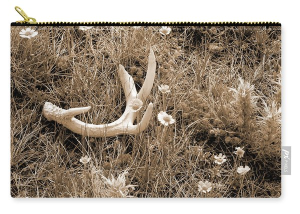Prairie Spring Carry-all Pouch