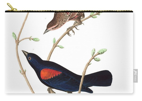 Prairie Starling Carry-all Pouch