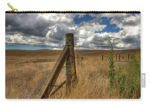 Prarie Sky Carry-all Pouch
