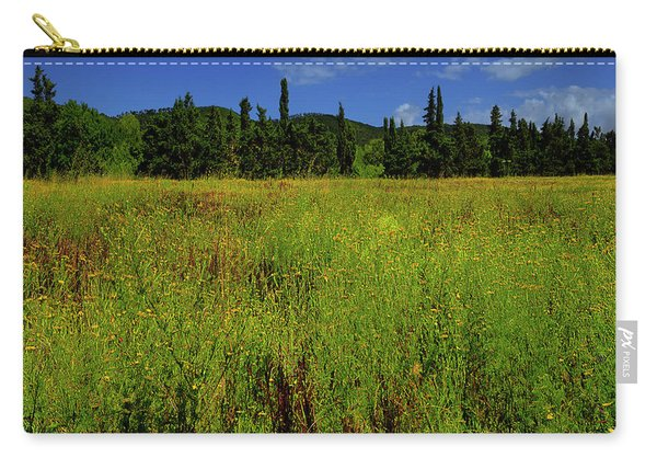 Prati In Fiore - Blossoming Fields Carry-all Pouch