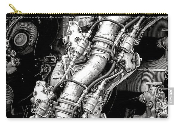 Pratt And Whitney Wasp Major  Carry-all Pouch
