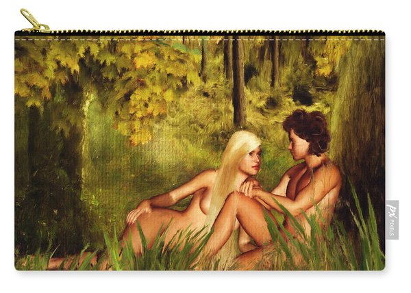Pre-consciousness Carry-all Pouch