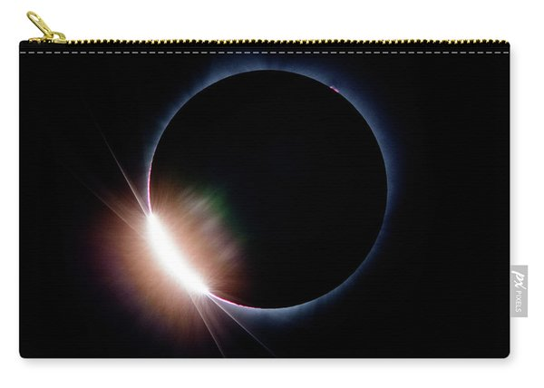 Pre Daimond Ring Carry-all Pouch