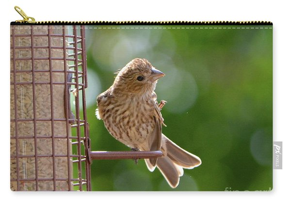 Preening Carry-all Pouch