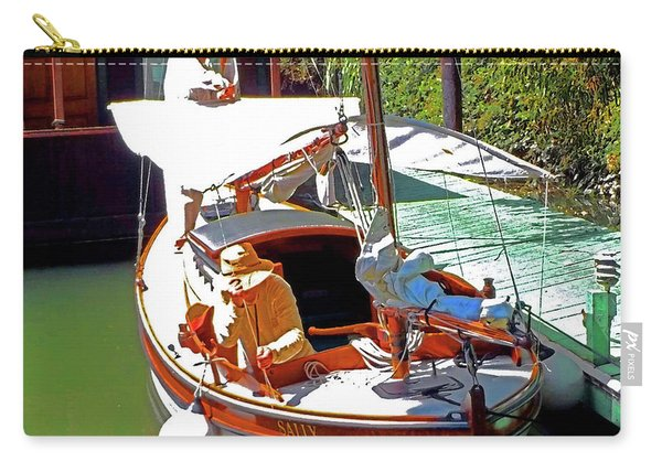 Prep 4 N' Old Fashion Sail Carry-all Pouch