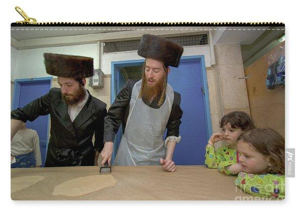 Preparing Matzah, Tel Aviv, Israel Carry-all Pouch