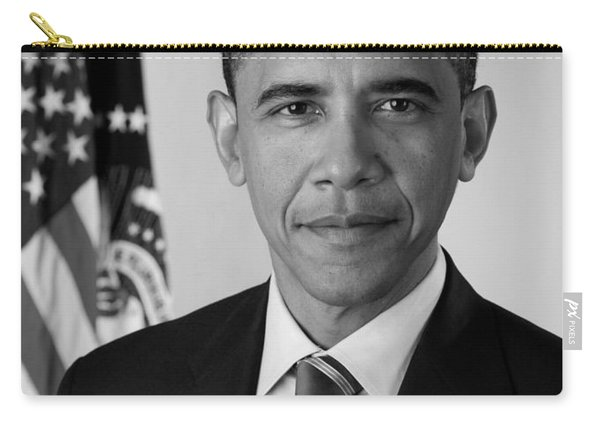 President Barack Obama - Official Portrait Carry-all Pouch
