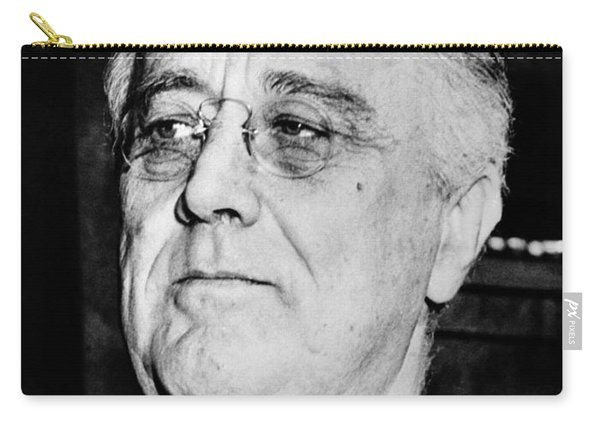 President Franklin Delano Roosevelt Carry-all Pouch