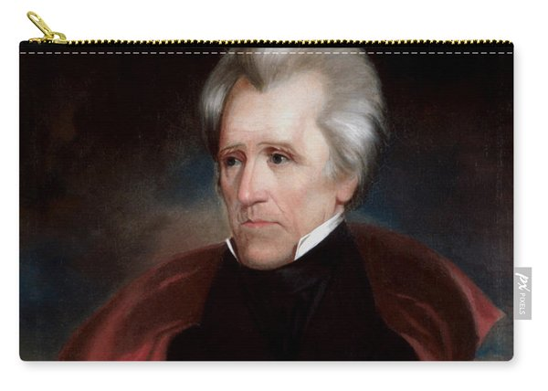 President Jackson Carry-all Pouch