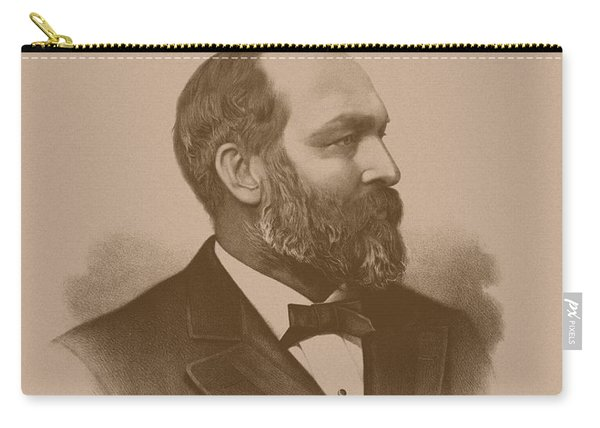 President James Garfield - Three Carry-all Pouch