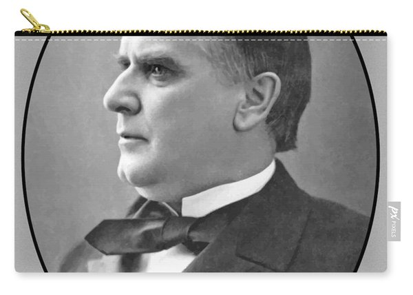 President Mckinley Carry-all Pouch