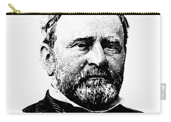President Ulysses Grant Graphic Carry-all Pouch